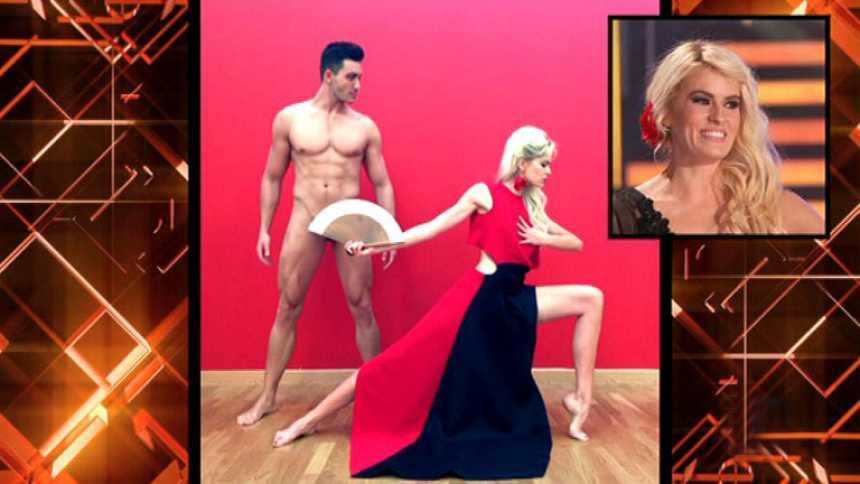 Mira quién baila - El esperado desnudo de Pol