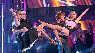 Mira quién baila - Colate y Fernando, mano a mano en la pista