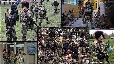 La Casa Blanca muestra supuestas pruebas de la presencia de militares rusos en el este de Ucrania