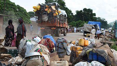 El conflicto armado en la República Centroafricana deja más de un millón de desplazados