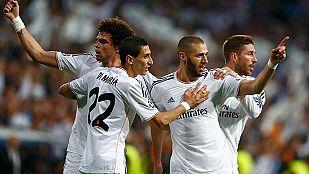El Madrid se impone con un gol de Benzema y toma ventaja ante el Bayern
