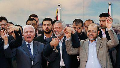 """Estados Unidos considera """"inoportuno"""" y """"molesto"""" el anuncio de Hamás y Fatah"""