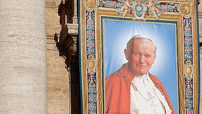 Todo preparado para la canonización de Juan Pablo II y Juan XXIII