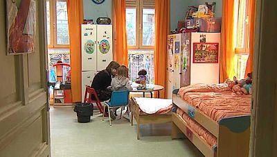 En España unos 21.000 menores y adolescentes viven con familias de acogida