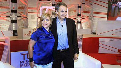 El PSOE celebra el décimo aniversario de la llegada de Zapatero al Gobierno