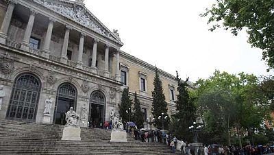 Jornada de puertas abiertas en la Biblioteca Nacional en honor a Gabriel García Márquez