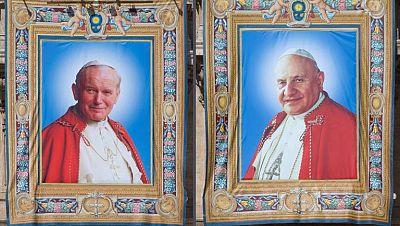 Informe Semanal - Tras las huellas de los santos - ver ahora