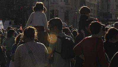 La adopción abierta es una de las novedades del anteproyecto de ley de protección del menor