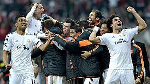 El Real Madrid hace arder Múnich (0-4)