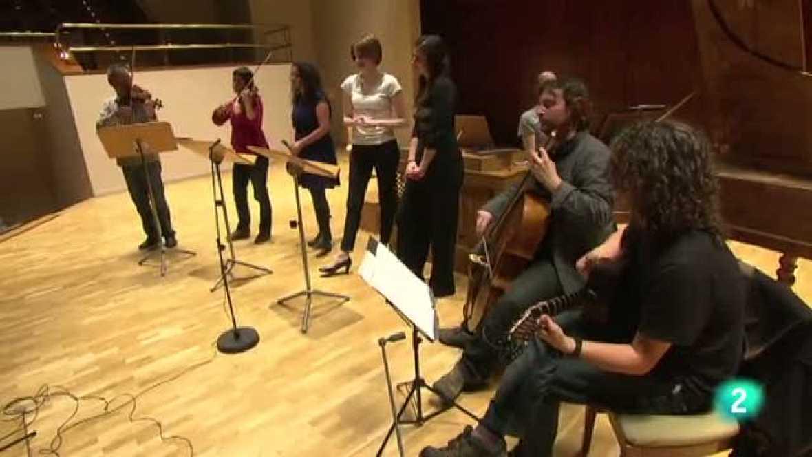 Atención obras - La Ritirata interpreta a Claudio Monteverdi