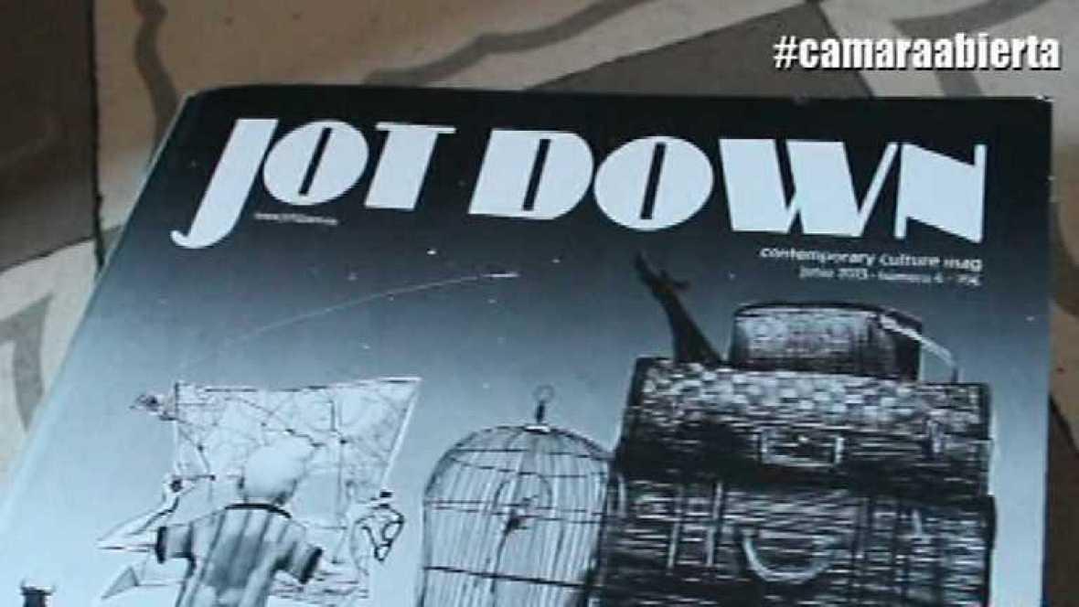 Cámara abierta 2.0 - JotDown Magazine, Conoce el Internet, A tu arte, Amparo Larrañaga en 1minutoCOM - 03/05/14 - ver ahora