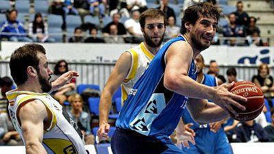 El Gipuzkoa Basket mantiene vivo el sueño del Playoff después de sumar un nuevo triunfo, esta vez a costa del CB Valladolid, al que superó por 82-67.
