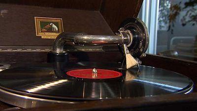 Colección de grabaciones sonoras de la Biblioteca Nacional de España