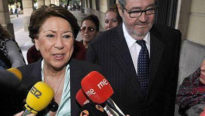 La Audiencia de Sevilla confirma la imputación de Magdalena Álvarez en los ERE