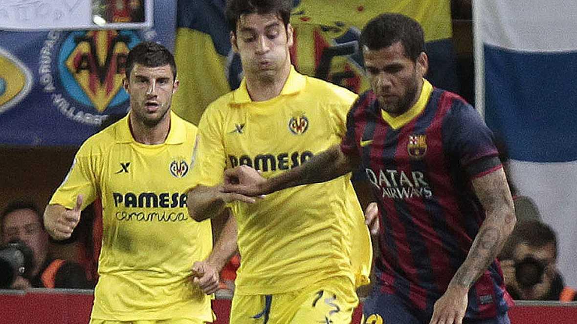 El Comité de Competición ha decidido multar al Villarreal con 12.000 euros por el lanzamiento de un plátano a Dani Alves, y ha desestimado el cierre de El Madrigal.