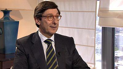 """Goirigolzarri: """"No me gustaba la solución a las preferentes, pero no había alternativa"""""""