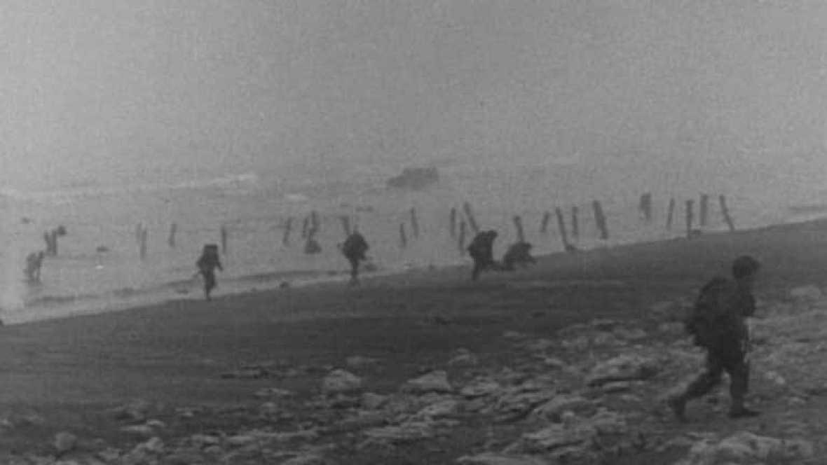 La tecnología revive el desembarco de Normandía en su 70 aniversario
