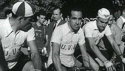 Conexi�n Vintage - Ciclismo: Homenaje a Miguel Poblet - ver ahora