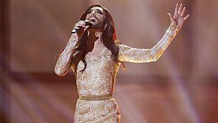 """Eurovisión 2014 - Austria: Conchita Wurst canta """"Not alone"""" en la final de Eurovisión 2014"""