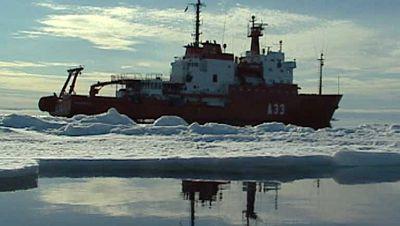 Llega a Europa el primer cargamento de petróleo extraído en el Ártico