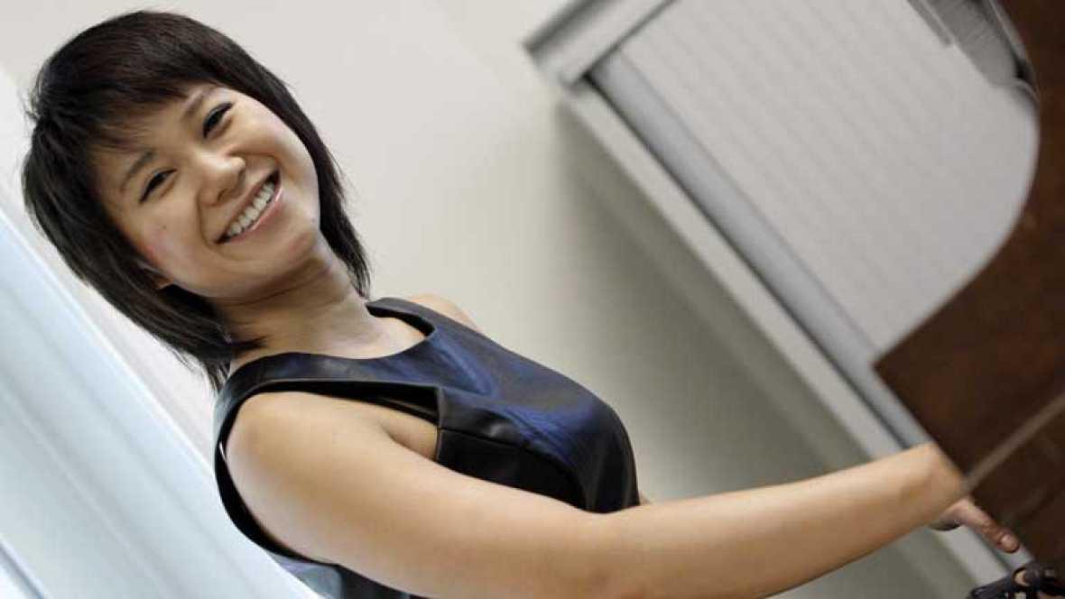 Gira española de la joven pianista china Yuja Wang