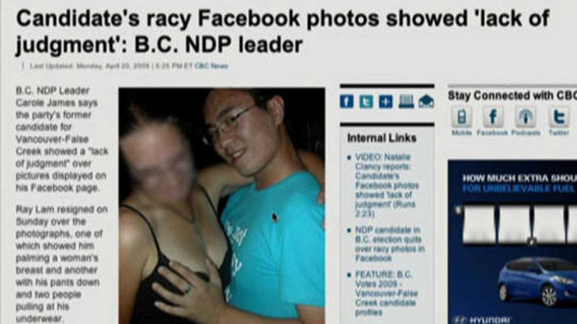 La Noche Temática - Avance: 'Disparates de Facebook'