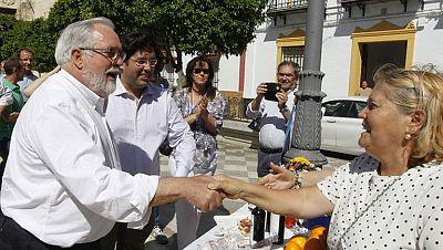 """Arias Cañete pide el voto para el PP porque es el """"partido del campo español"""""""