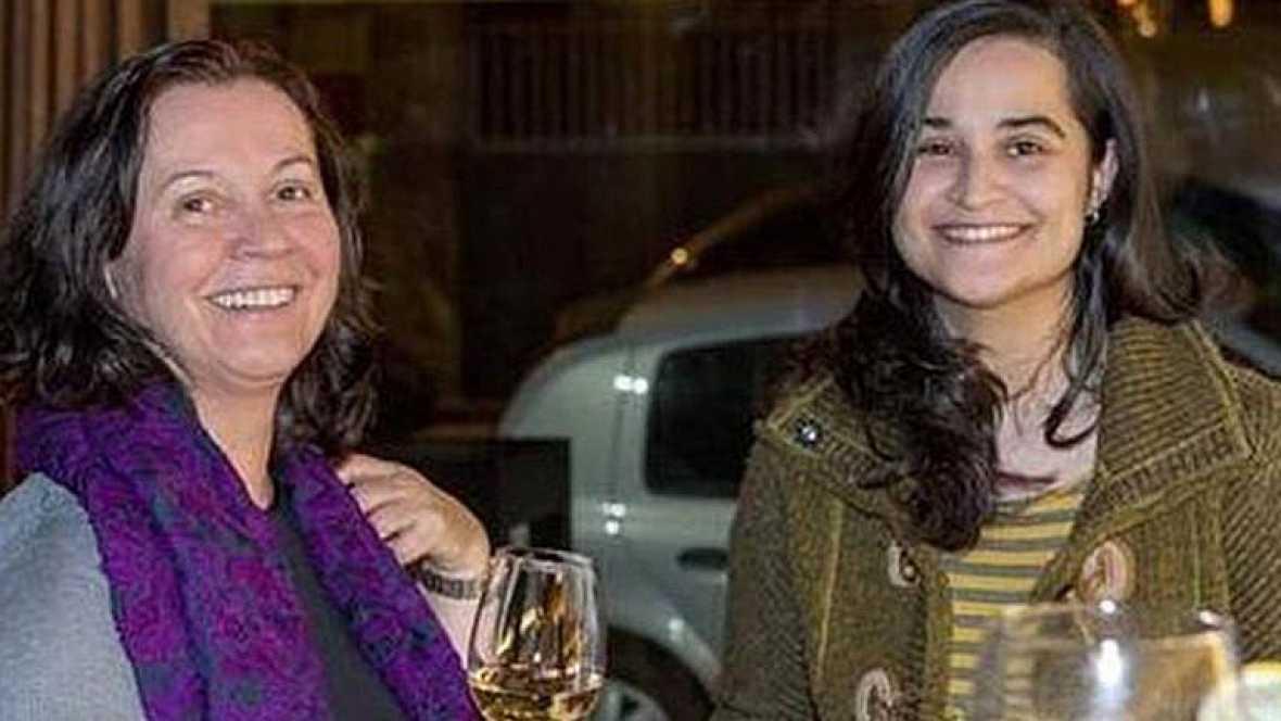 Madre e hija imputadas en el asesinato de Isabel Carrasco declaran ante el juez