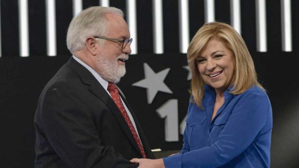 Debate Cara a Cara. Elecciones europeas 2014