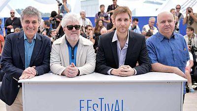 """Presentación de """"Relatos salvajes"""" en Cannes, producida por Pedro Almodóvar"""