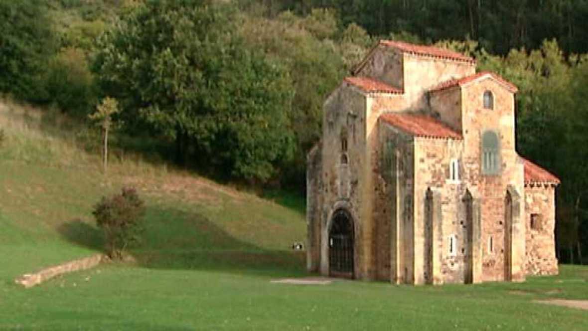 Las claves del románico - Prerrománico asturiano - Ver ahora