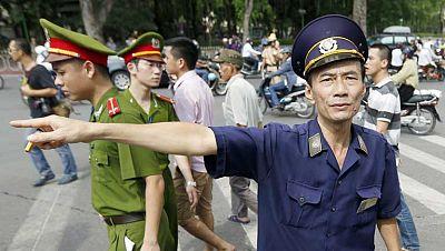 China evacúa a sus ciudadanos en Vietnam