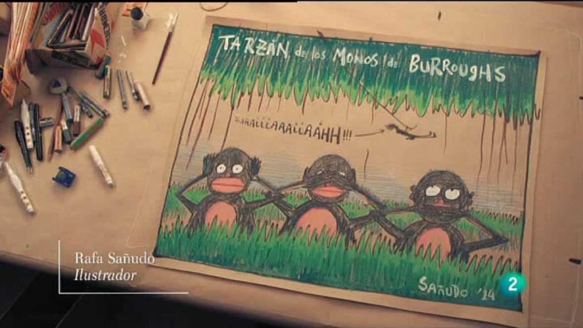 """Página 2 - Clásicos - """"Tarzán de los monos"""" (Edhasa) de Edgar Rice Burroughs"""