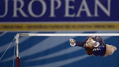 Gimnasia artística - Camp. de Europa de equipos femenino: Final aparatos - Ver ahora