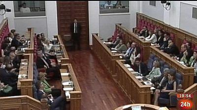 Parlamento - Otros parlamentos - Estatuto de Castilla-La Mancha - 17/05/2014