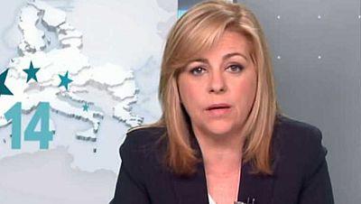 Los desayunos de TVE - Elena Valenciano, candidata nº1 del PSOE al Parlamento Europeo - ver ahora
