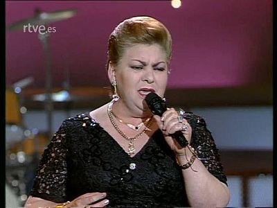 """Cachitos de hierro y cromo - El cachito del viernes -  Paquita la del Barrio """"Tres veces te enga��"""" (Esto es espect�culo, 1996)"""