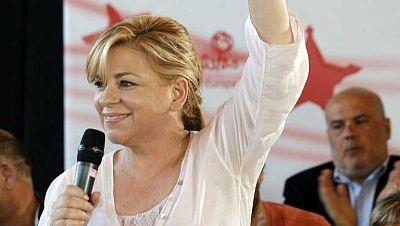 Elena Valenciano acusa al PP de no defender la igualdad