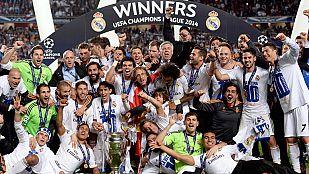 La 'Décima' Copa de Europa ya pertenece al Real Madrid