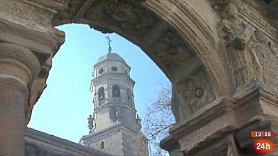 Parlamento - El reportaje - La catedral de Jaén opta a ser Patrimonio de la Humanidad - 24/05/2014