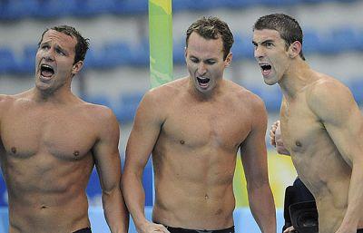 Phelps consigue el octavo oro