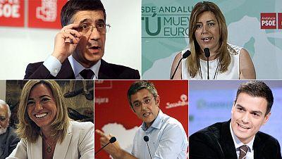El debate sobre la sucesión en el PSOE llega al Congreso y mira a Andalucía