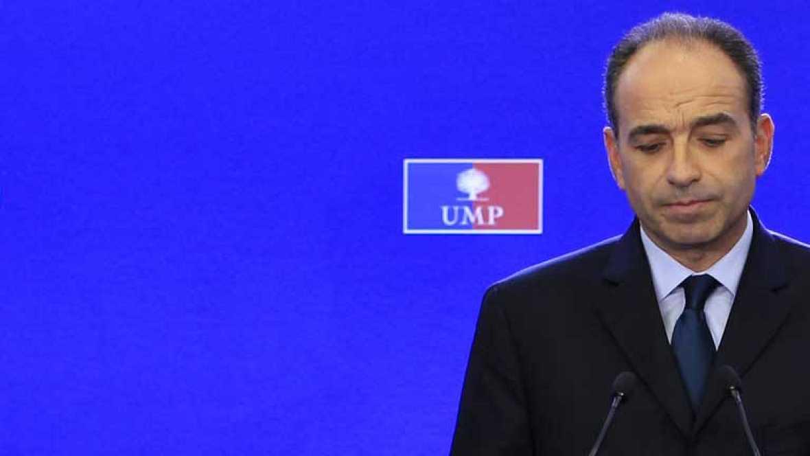 Escándalo de financiación ilegal en la derecha francesa