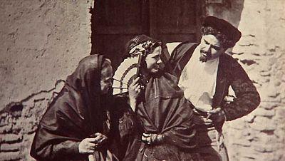 La Biblioteca Nacional expone una selección de fotografías realizadas en España entre 1850 y 1870