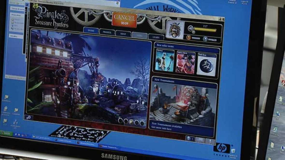 El sector del videojuego español mueve 300 millones de euros anuales