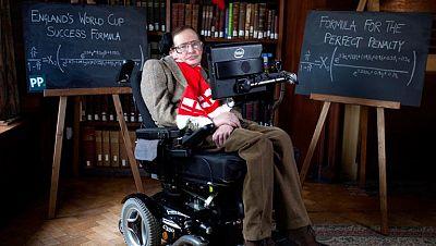 Stephen Hawking y la fórmula del éxito en el Mundial