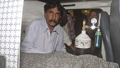 """Grupos de Derechos Humanos protestan en Pakistán por la impunidad de los """"crímenes de honor"""""""
