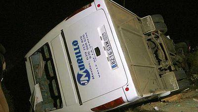 La juez rechaza imputar al conductor del microbús