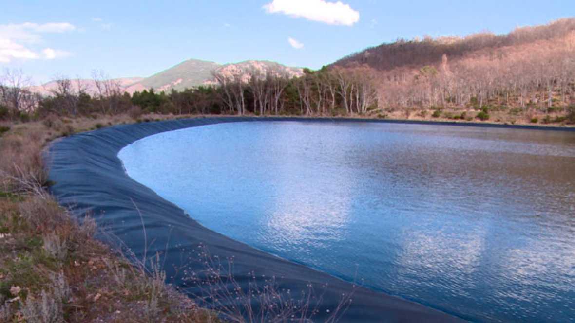 Repor - La burbuja del agua