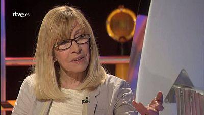 Entrevista con Cristina Rota, entera y sin cortes